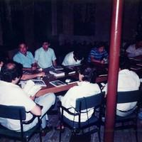 Presentació del Programa de Festes, any 1985
