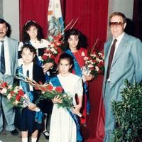 Pubilles de La Lira any 1987