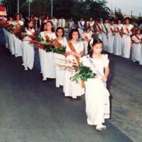 Presentació Pubilles any 1987
