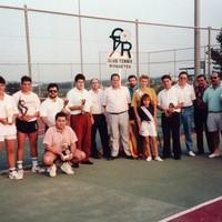 Final del Campionat de Tennis Ciutat de Roquetes