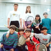 El Tennis al Raval de Cristo