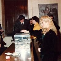 Elecció Pubilles any 1991