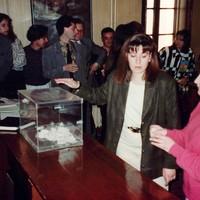 Elecció Pubilles any 1992