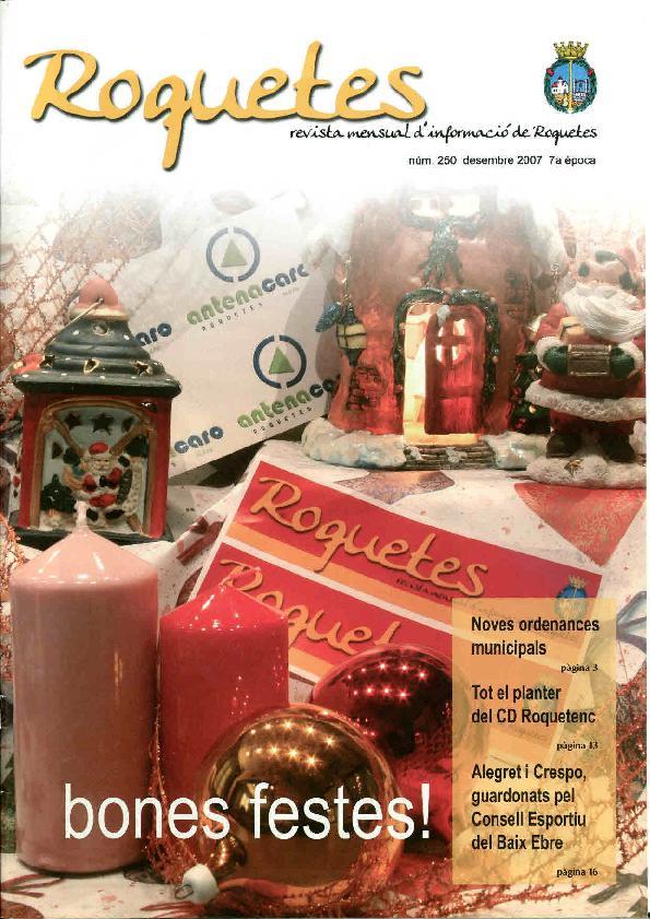 REVISTA D'INFORMACIÓ LOCAL ROQUETES Nº250-12-2007.pdf