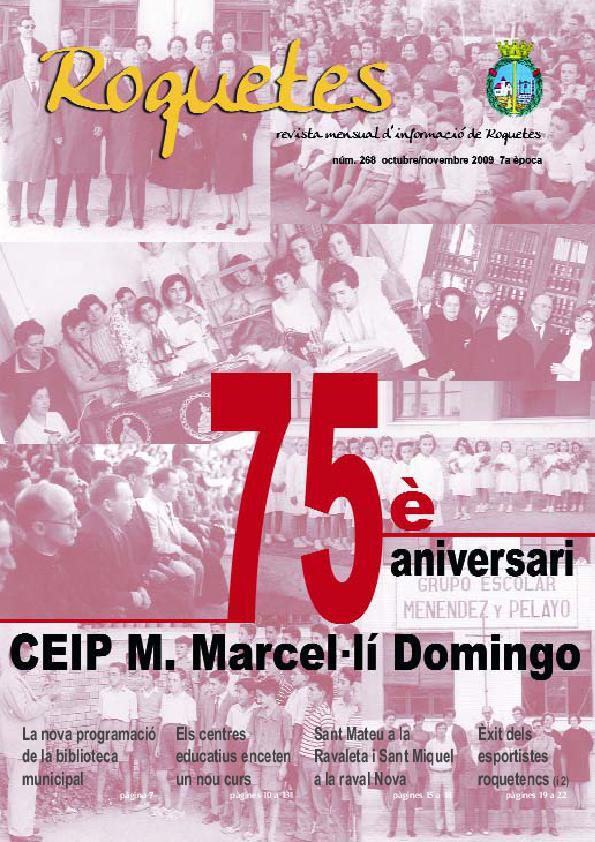 REVISTA D'INFORMACIÓ  LOCAL ROQUETES Nº269-10.11-2009.pdf