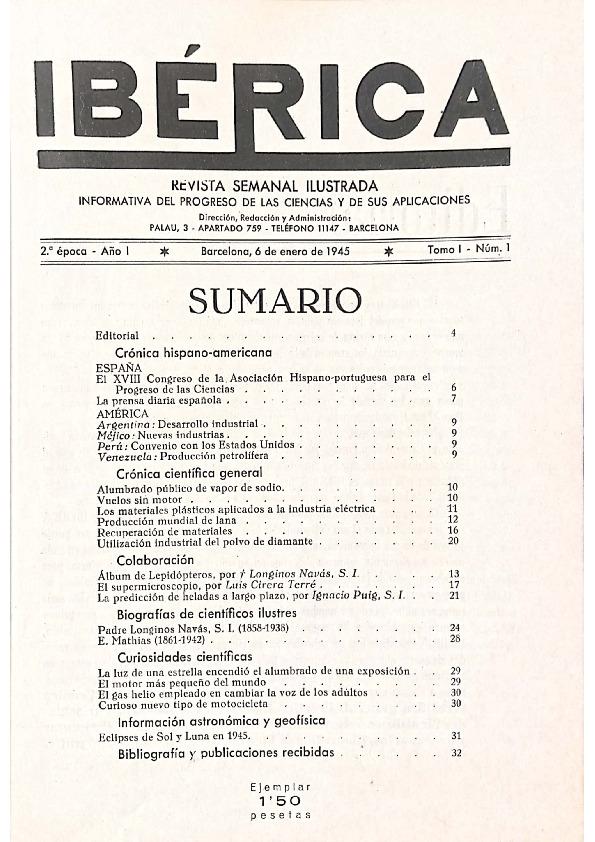 Ibérica tomo 1 núm 1 .pdf
