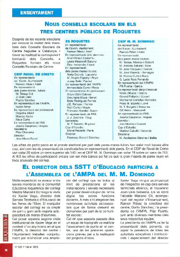 REVISTA D'INFORMACIÓ LOCAL ROQUETES Nº223-02-2005 (2).pdf