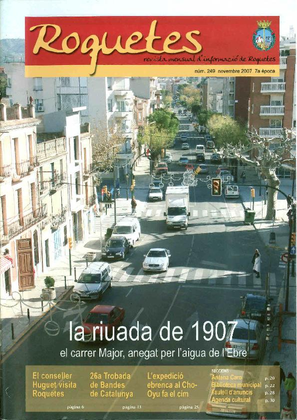 REVISTA D'INFORMACIÓ LOCAL ROQUETES Nº249-11-2007.pdf
