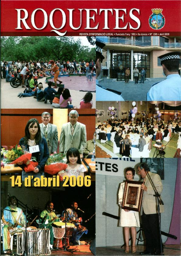 REVISTA D'INFORMACIÓ LOCAL ROQUETES Nº236-04-2006 (1).pdf