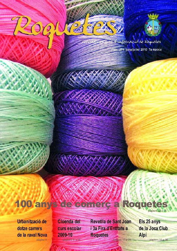 REVISTA D'INFORMACIÓ LOCAL ROQUETES Nº274-06.07-2010.pdf