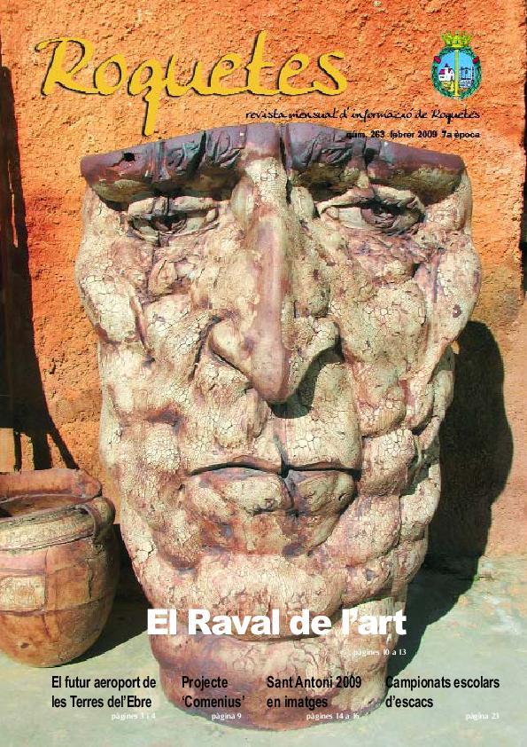 REVISTA D'INFORMACIÓ LOCAL ROQUETES Nº263-02-2009.pdf