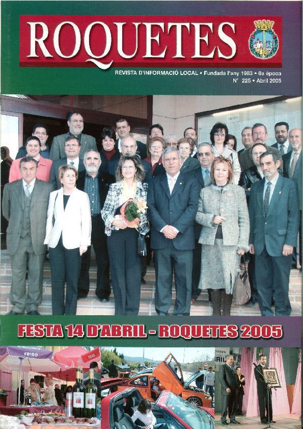 REVISTA D'INFORMACIÓ LOCAL ROQUETES Nº225-04-2005 (1).pdf