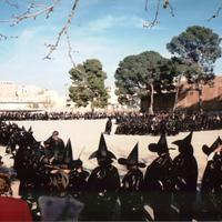 Carnestoltes a l'escola Mestre Marcel·lí Domingo de Roquetes. Curs 2001-2002