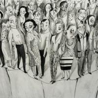 Il·lustració 'Coronavirus' d'Ignasi Blanch, 2020